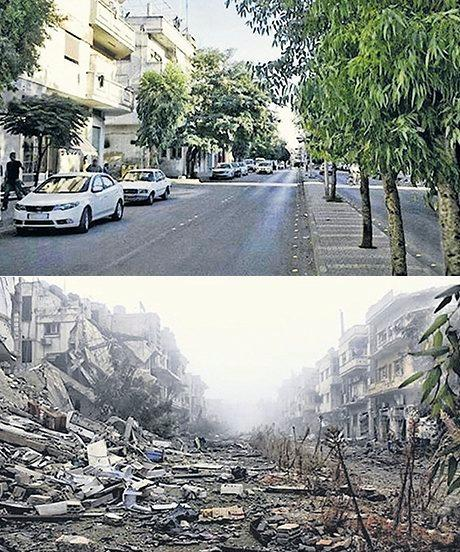 Homs (The guardian