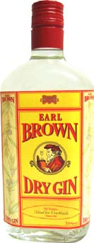 29,88 Earl Brown Dry Gin 5,49