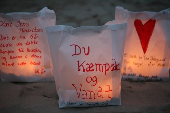 Mulighed for benyttelse af multibane ved legepladsen, mega 'bordfodbold', aktiviteter i 'spejderland', massage, lystelt og lysceremoni, tombola, fighter arrangement for fighterne, midnatsbanko.