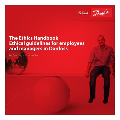 02/02/2017 Danfoss compliance områder Ethical