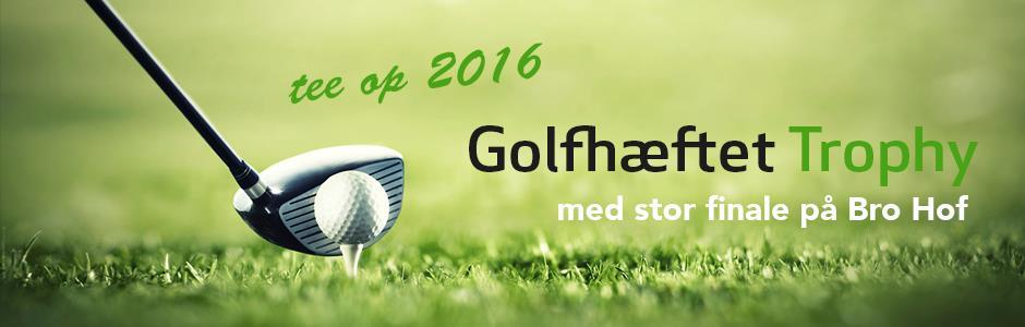 1. Juli Golfhäftet Trophy 2017 Greensome, Parturnering Turneringsinformation Nordens største golfturnering For 7.