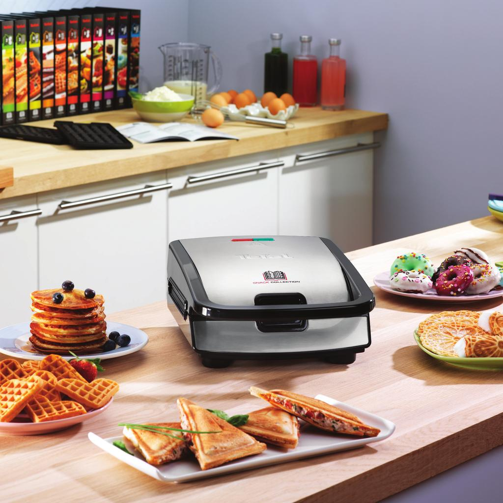 Tefal Snack collection 20X20