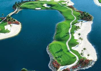 8/15 Golfbaner i Naples LELY GOLF RESORT - FLAMINGO ISLAND NAPLES, FL The original course at Lely, Flamingo Island, is a spectacular design by Robert Trent Jones, Sr.