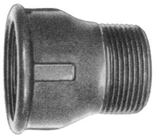 Galvaniserede fittings Reduceret brystnippel #245 000245420 1/4 x 1/8 19,00 000245422 3/8 x 1/4 21,00 000245425 1/2 x 1/4 23,00 000245426 1/2 x 3/8 21,00 000245432 3/4 x 3/8 36,00 000245433 3/4 x 1/2