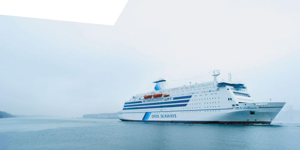 DFDS A/S 1.-3.