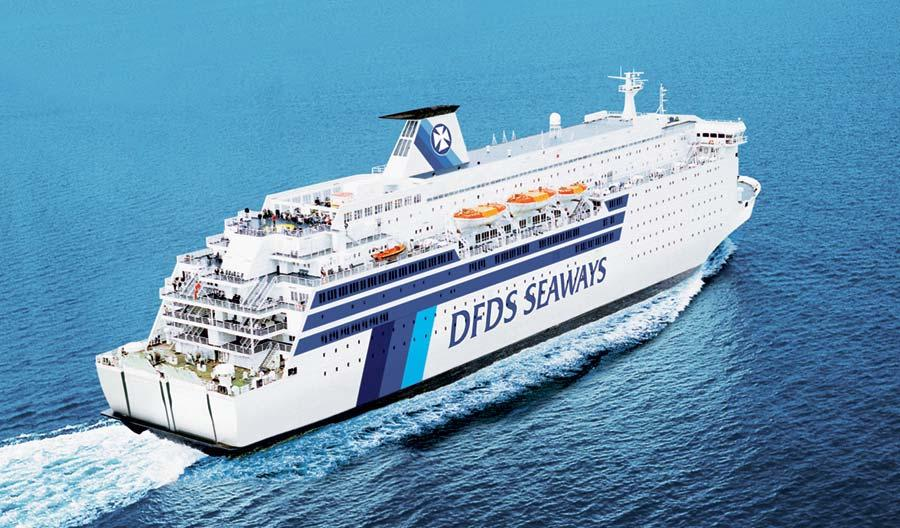 DFDS A/S PRINCESS OF NORWAY -bygget i 1986-480 kahytter -1.