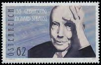 150-året for Richard Strauss' fødsel.
