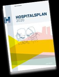 Visionen for hospitalerne i Region