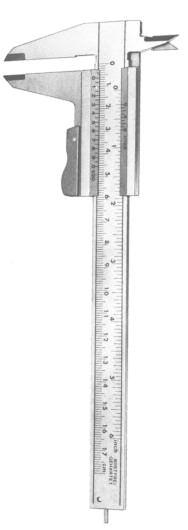 Messinstrumente Measuring Instruments Metall Messstab Rulers, metal 10,0 cm 00-032-10 15,0 cm 00-032-15 20,0 cm 00-032-20 30,0 cm 00-032-30 50,0