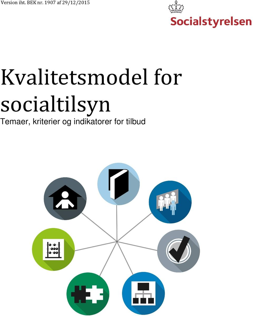 Kvalitetsmodel for